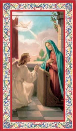 El ángelus Oracion Del Angelus A La Virgen María