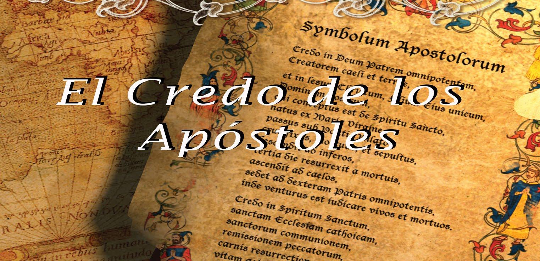 el credo oracion catolica